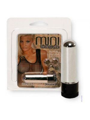 Remote Control Bullet Vibrator